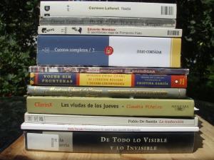spāņu grāmatas